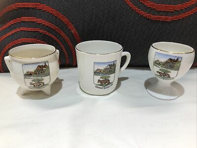 Goss Crested China: Historical Pieces • 1.90£