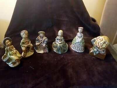 Collection Of 6 Wade Nursery Rhymes Figures. • 18£