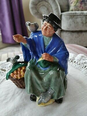 Royal Doulton Figurines Rare Tuppence A  Box.  • 16£