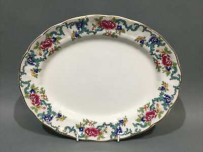 "Booths "" Floradora "" Meat Dish / Serving Platter • 12.95£"