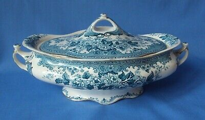 Vintage Lidded Serving Dish Vegetable Dish Colwyn Keeling & Co Late Mayers VGC • 19.99£