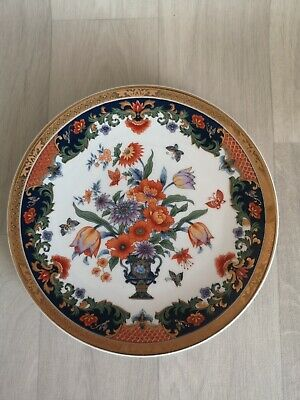 Lovely Vintage Porcelain Oriental / Chinese Plate • 2.50£