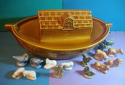 Complete Wade Noah's Ark In Perfect Condition = See All Photographs. • 49.99£