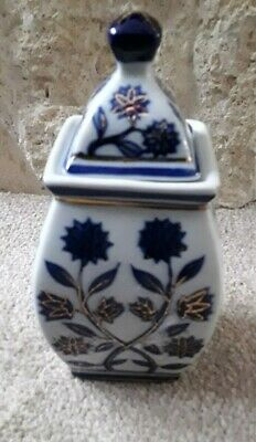 Ginger Jar Has Been Used Approx Height 18cm • 0.50£