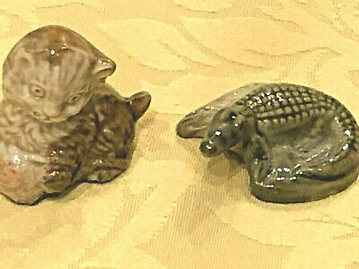 Kitten And Alligator Small Wade Whimsies  • 2.99£