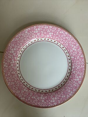 4 X Pink Large Dinner Plates By Pip Studio Hardly Used • 16£