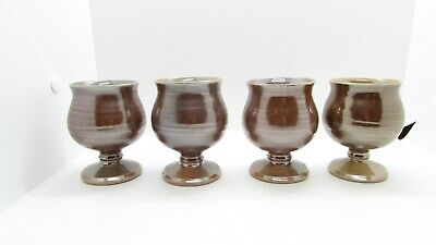 RUSSEL SYDENHAM SIGNED  Poole Pottery X  4  • 100£