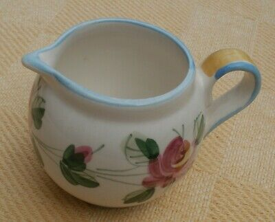 Lovely Laura Ashley Annesley Pattern Jug - Pink Roses - Hand Painted In Italy • 7.99£