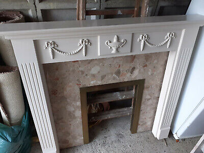Fireplace Surround (classic Style) With Optional Back Plate.  • 9.99£