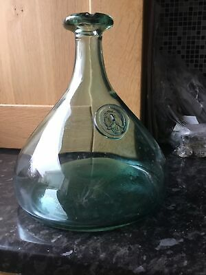 Holmegaard Danish Large Glass Viking Wine Carafe By Ole Winther Mid Century • 44.99£