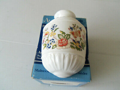 Aynsley  Cottage Garden  Wall-hanging Flower Holder - New(boxed)-bone China • 8.99£