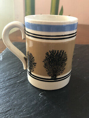 Antique Mochaware Mug  • 30£