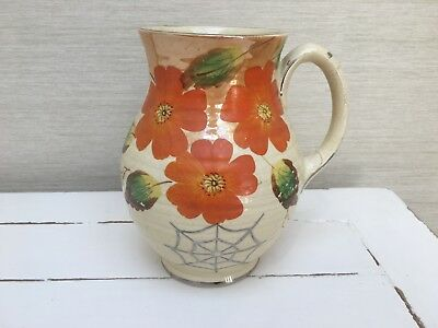 Vintage Arthur Wood Large Art Deco Jug Stafford • 9.99£
