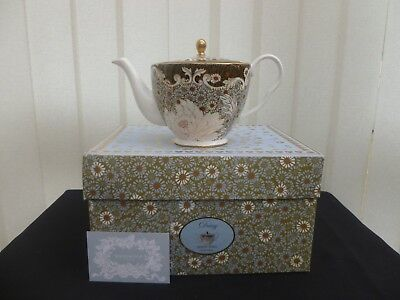 Wedgwood Daisy Tea Story Small Teapot First Quality Brand New Unused Boxed • 57£