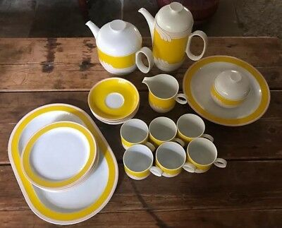 Rare Vintage Rosenthal Tea Set - Complete And Excellent Condition • 499£