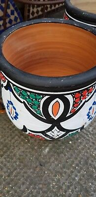 Moroccan Pottery • 20£
