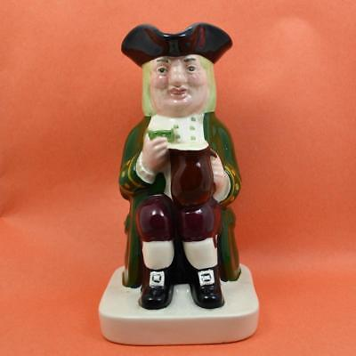 Wade Regicor Toby Jug Hand Painted 1960's Period 6.3/4  High Staffordshire • 29.99£