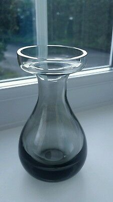 Wedgwood Glass 'george' Candleholder Designed By Frank Thrower • 16£