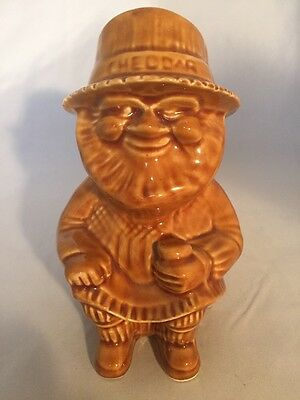 Vintage Toby Character Jug Cheddar Cheese Torquay • 15£