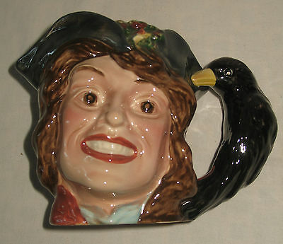 Vintage : Beswick Medium Sized Hand Painted Character Jug - Barnaby Rudge • 19£