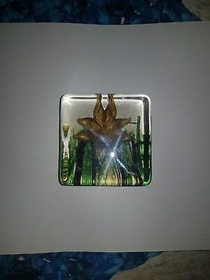 Timothy Harris Signed Paperweight Isle Of Wight Vintage Retro  • 149.99£
