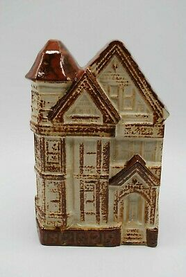 Vintage Counterpoint San Francisco Victorian House Wall Pocket/Planter • 16.21£