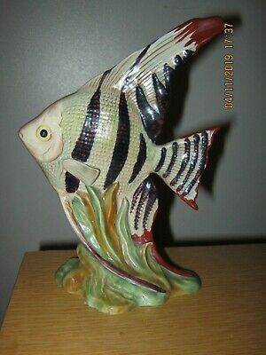 Rare Beswick Angel Fish 1047 ** Must See ** • 295£