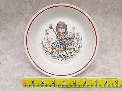 Royal Worcester Palissy Nursery Rhymes Bowl Mary Mary Quiet Contary How Does ? • 19.99£
