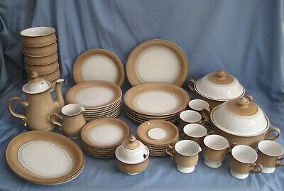 Denby SEVILLE DINNER & TEA SERVICE - VARIOUS ITEMS AVAILABLE - EXC COND • 14.99£