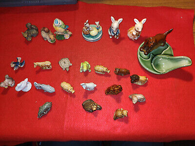 Job Lot Of Wade Figures And More • 25£