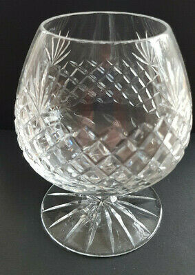 Set Of 6 Waterford 1980 Brandy Glasses Original Condition No Damage • 29.99£