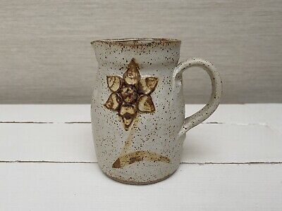 Black Mountain Pottery Jug - Hand Made In Wales • 11.99£