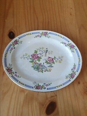 Vintage Nelson Ware Serving Plate 13  • 5£