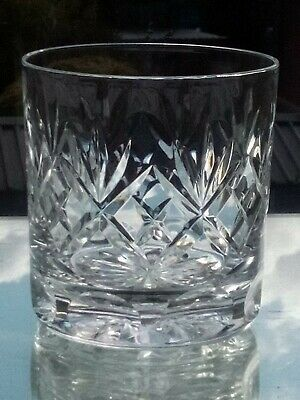 ROYAL DOULTON GEORGIAN PATTERN 8 Oz RUMMERS / WHISKY GLASSES ( Signed ) • 9.50£