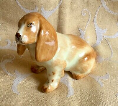 Midwinter Cocker Spaniel Dog Figure Burslem England  • 10£
