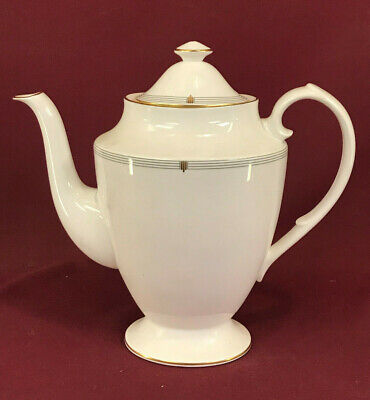 SPODE OPERA GOLD COFFEE POT - BRAND NEW/UNUSED Made In England • 9.05£