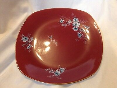 Midwinter Stylecraft Plate, Staffordshire, England. Fashion Shape, 9-62.Display. • 9.95£