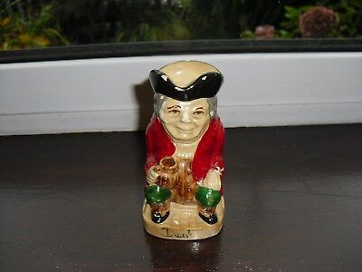 RETRO MANOR WARE (MW) Collectable, Toby Jug From Dent, Dated 1976 • 3£