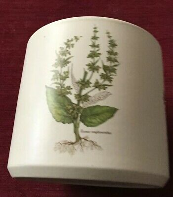 Poole Pottery Country Lane Flower Pot • 4.99£