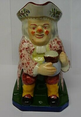 VINTAGE COPELAND Late SPODE POTTERY TOBY JUG 21 CM TALL.  • 29.99£
