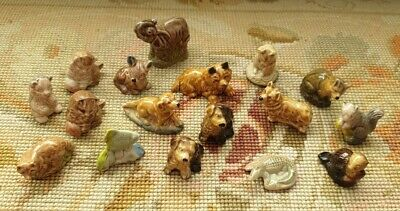 Wade Whimsies Joblot. Large Elephant Wade Whimsie. Collection 17 Wade Whimsies. • 5£