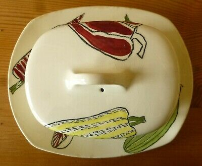 RARE Midwinter Small Cheese Dish SALADWARE By Terence Conran 1950s  • 24.99£