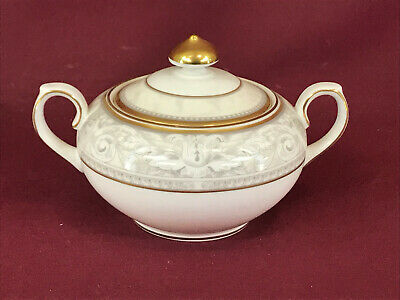 ROYAL DOULTON NAPLES COVERED SUGAR BOWL - BRAND NEW/UNUSED Made In England • 4.99£
