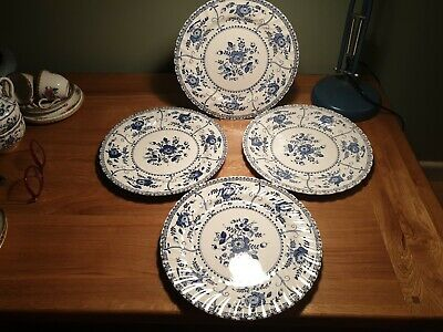 Johnson Brothers Indies 10  Dinner Plates X 4  • 9.40£