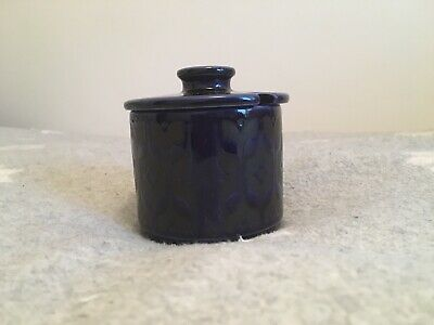 Hornsea Pottery Blue Heirloom Sugar Pot • 4.80£
