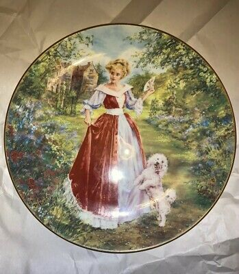 Royal Doulton Collectors Plate Amy 8 1/4  • 1.99£