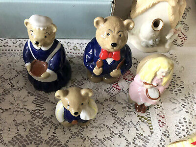 Wade Goldilocks And Three Bears • 19.99£