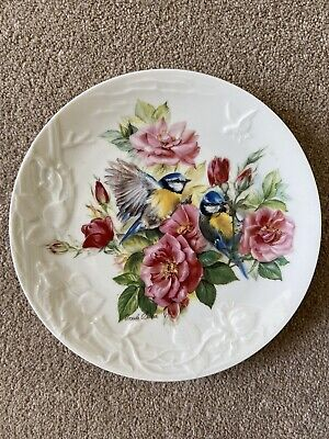 Rosenthal Wall Plate Songbirds Of Our Homeland  • 20£