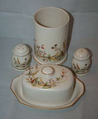 Small Collection Of Marks And Spencer Harvest Pattern Kitchen Ware • 10£
