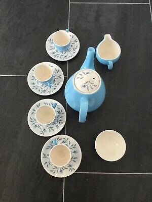 Alfred Meakin Vintage Retro Coffee Set, Coffee Pot Cups & Saucers And Sugar Bowl • 5£